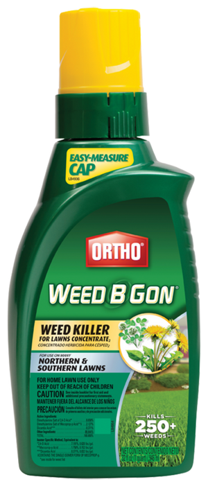 Ortho Weed B Gon Lawn Weed Killer Concentrate 32 oz