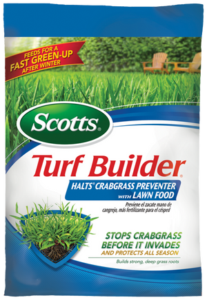 Scotts Lawn Pro Crabgrass Preventer + Fertilizer