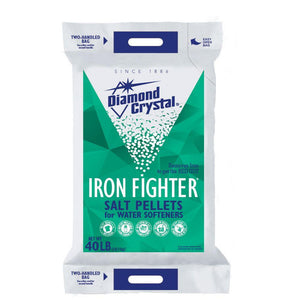 Diamond Crystal Iron Fighter Salt Pellets