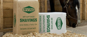 Irving Eastern White Pine Shavings 3.25 CU FT