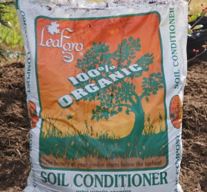 Leaf Grow Soil Conditioner
