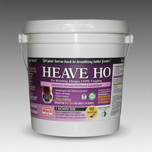 Heave Ho Powder Apple Flavor (Sugar Free)
