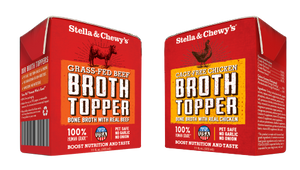 Grass-Fed Beef Broth Topper