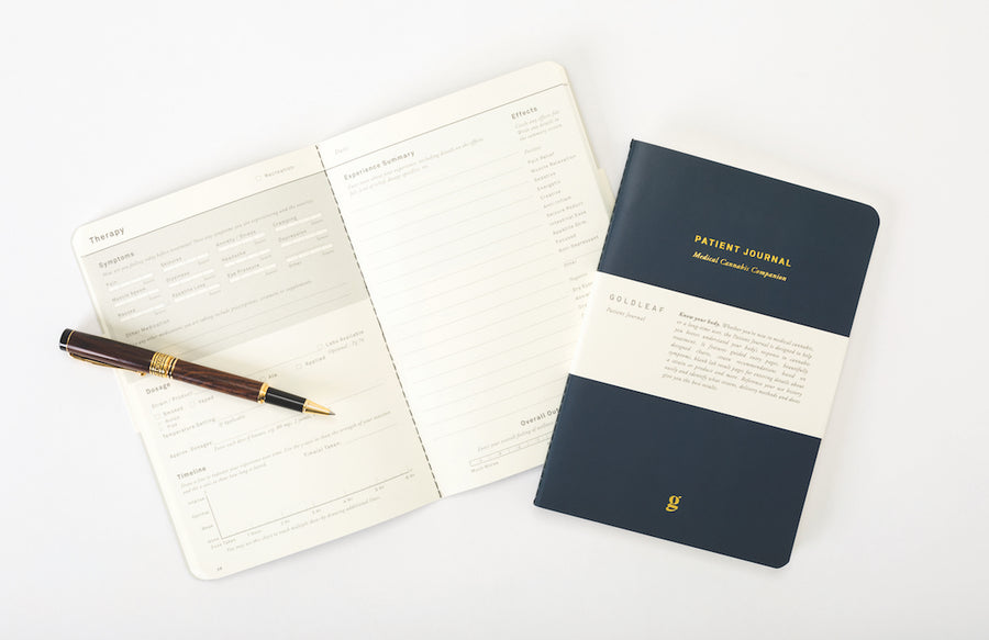 Patient Journal by Goldleaf