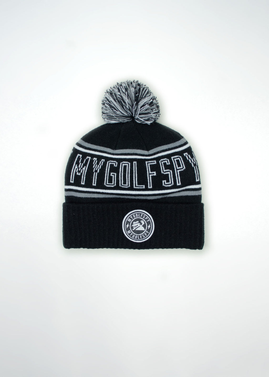 MyGolfSpy Winter Hat - Black