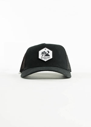 MyGolfSpy Staff Collection | Black Snapback