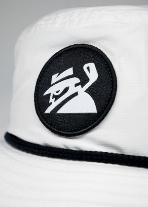 SPYGUY BUCKET - White