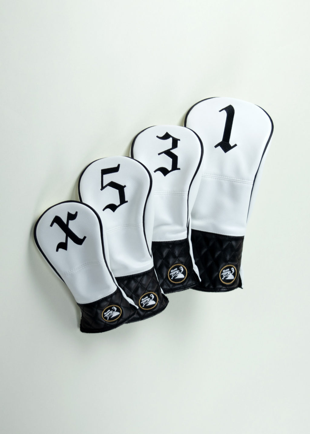 MyGolfSpy Staff Collection | Headcover Set (4)