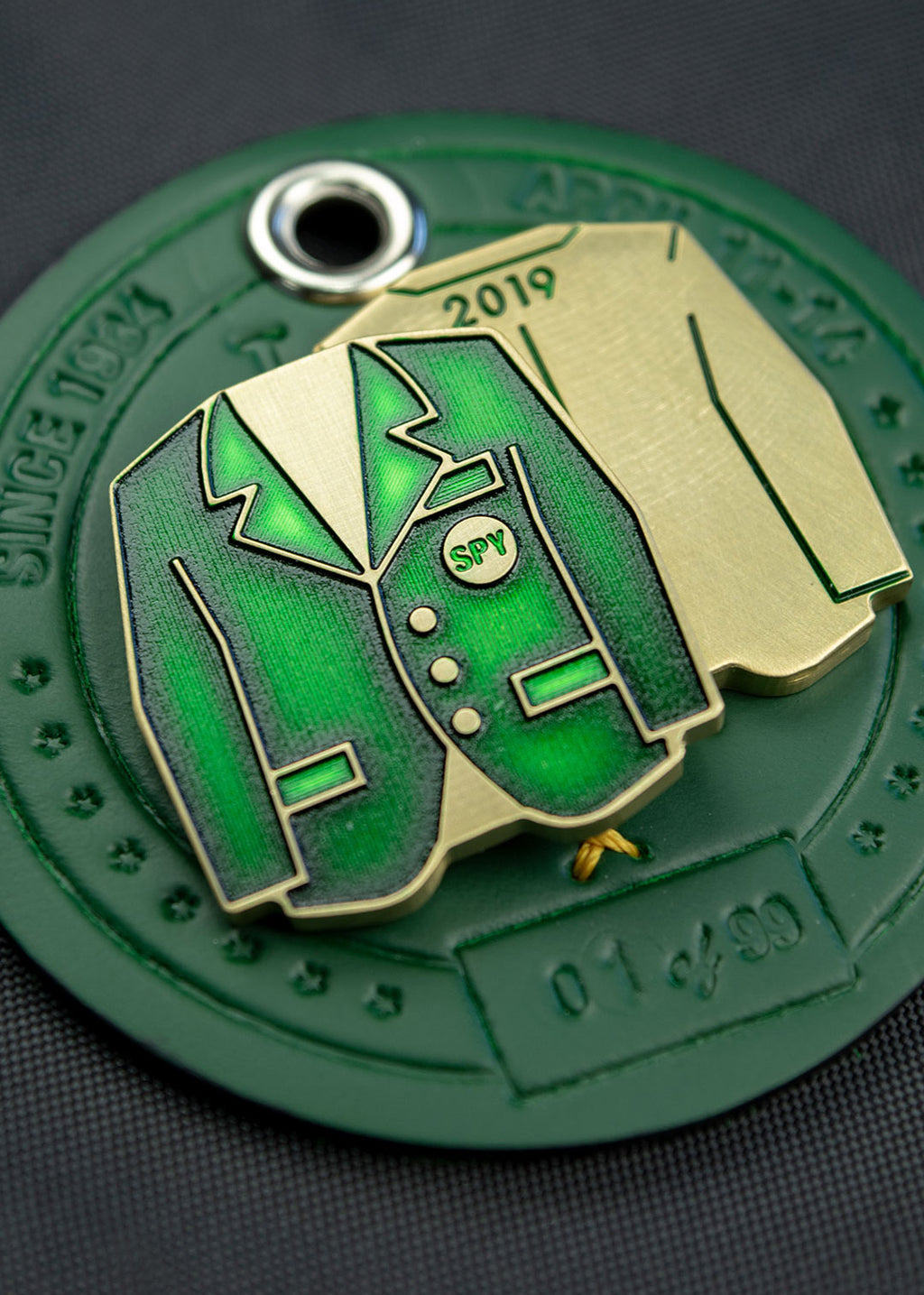 MGS 2019 Spy Ball Marker