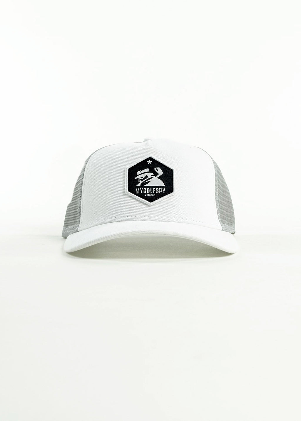 MyGolfSpy Staff Collection | White Snapback