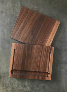 AMERICAN BLACK WALNUT - Size 12 x 15 x ¾ inches