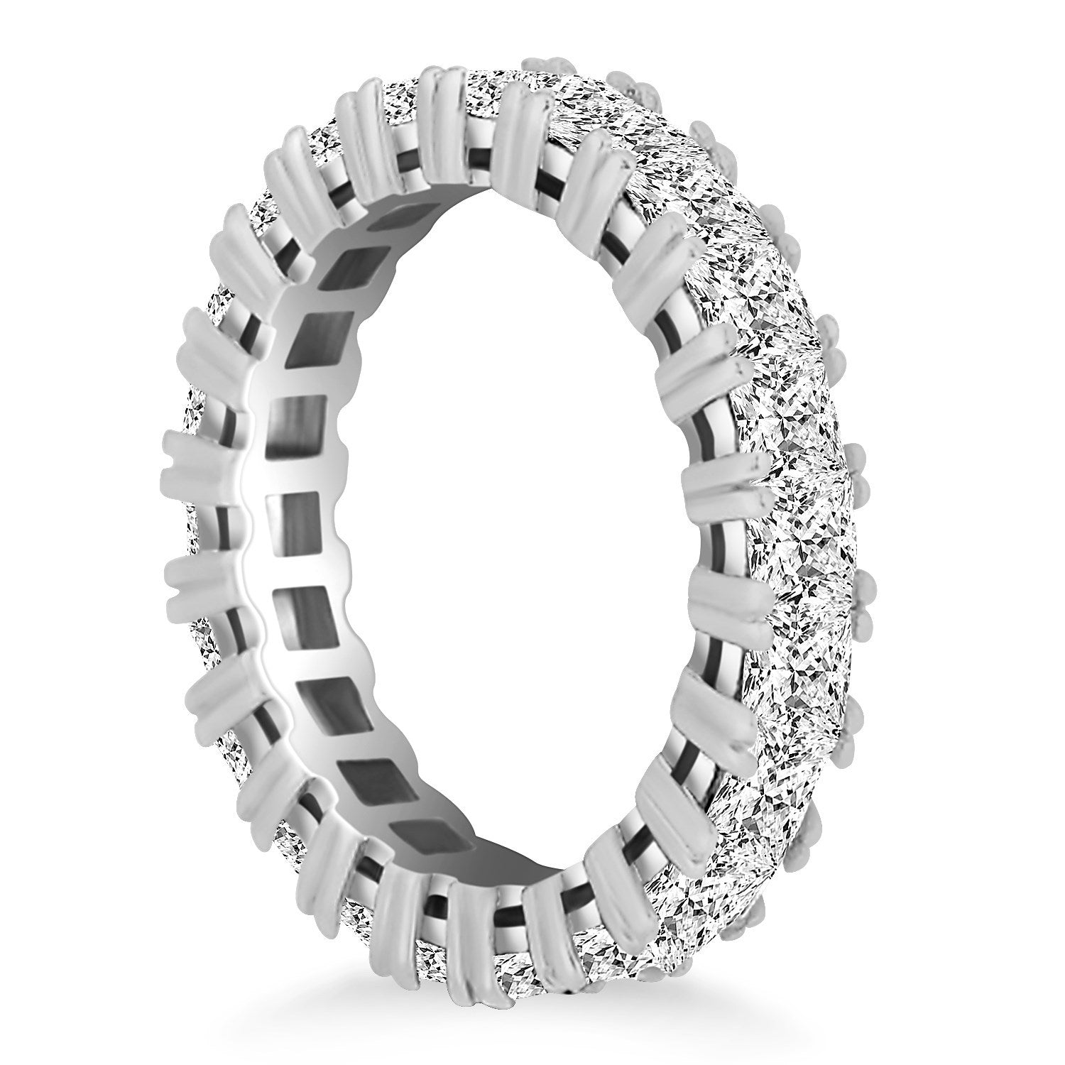 jewelry cubic dp eternity band amazon rings princess wedding zirconia titanium bands womens engagement com