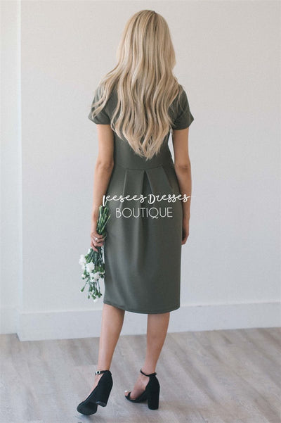 The Kelsie Modest Dresses vendor-unknown