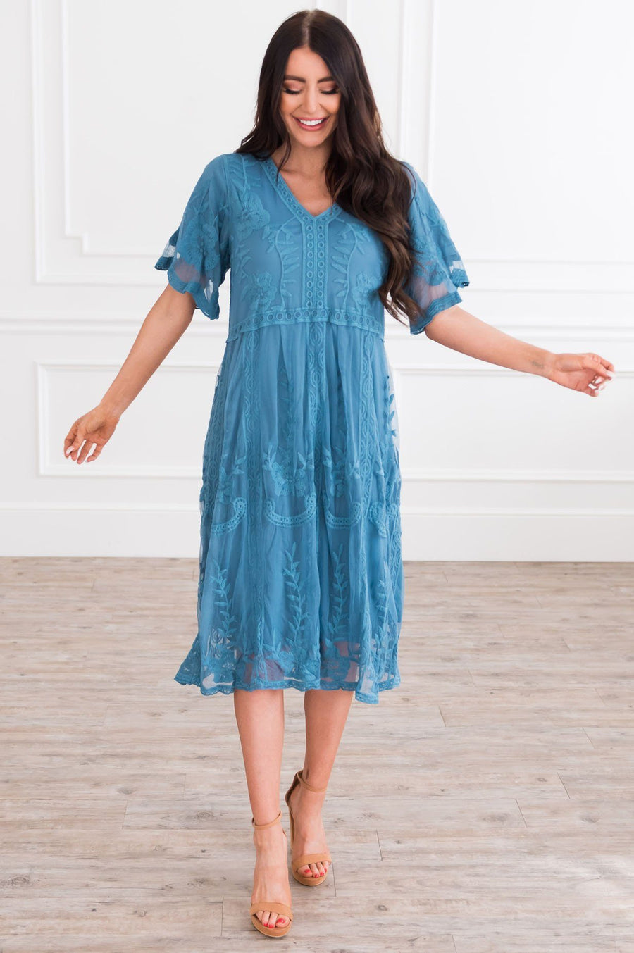 The Paizley Boho Dress