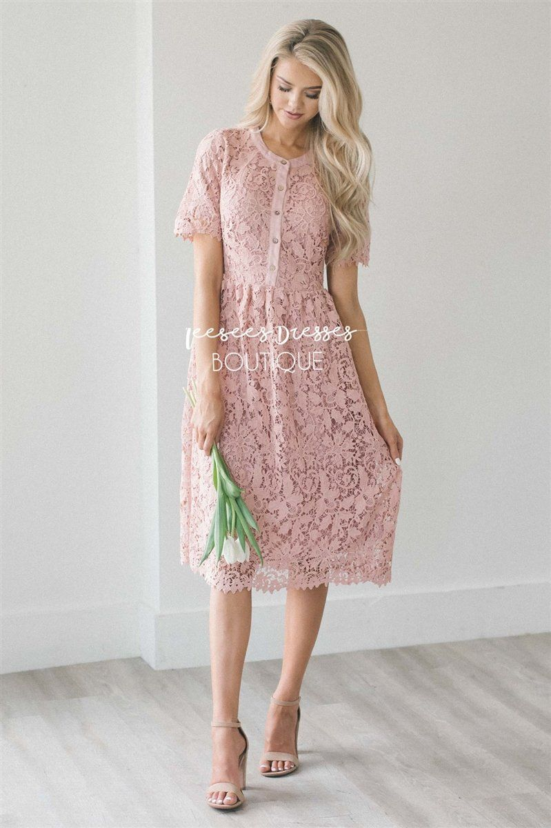The Maggie Lace Dress