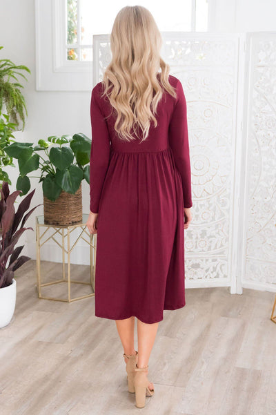 The Carley Modest Dresses vendor-unknown