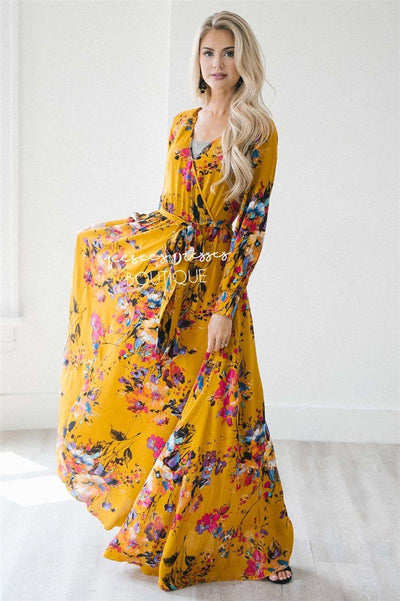 The Amanda Modest Dresses vendor-unknown