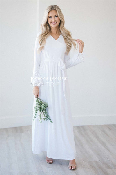 The Ainsley Modest Dresses vendor-unknown