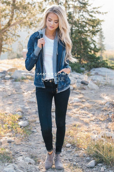 The Best Denim Jacket Tops vendor-unknown