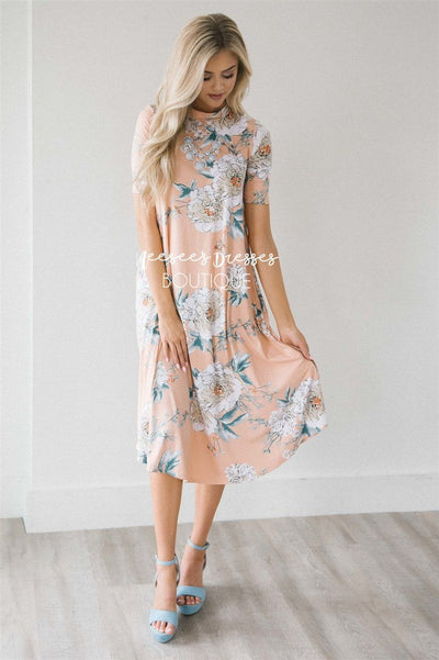 The Lyndie Swing Dress 50% OFF Summer Sale vendor-unknown