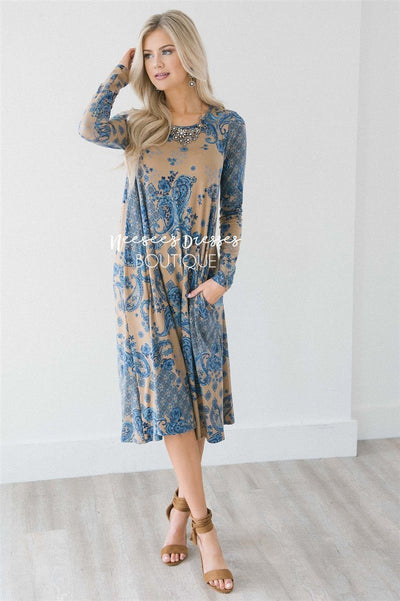 The Liliana Modest Dresses vendor-unknown