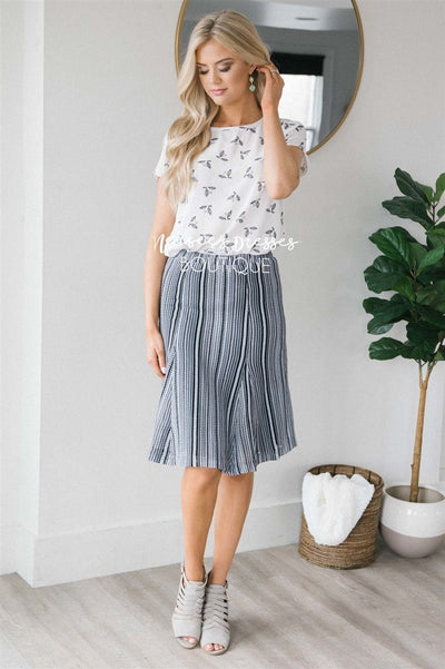 Spring Fiesta Fun Aline Skirt Skirts vendor-unknown