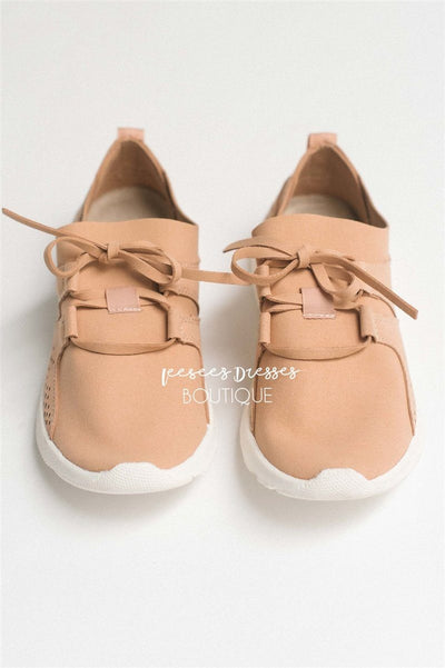 The Marie Sneakers Accessories & Shoes vendor-unknown Nude 6