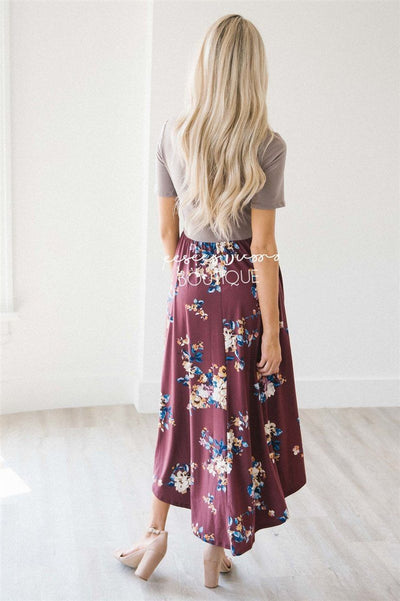 The Kayla Modest Dresses vendor-unknown