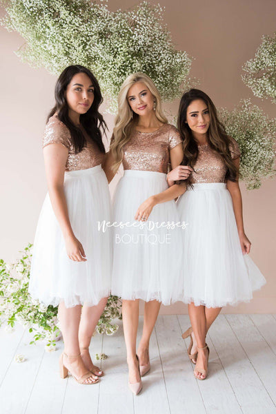 Prima Ballerina Tulle Dress - PREORDER Modest Dresses vendor-unknown