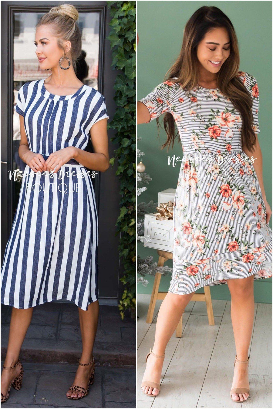 Two Dresses for $34.99