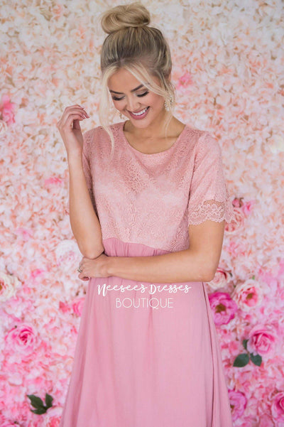 The Kaydence Modest Dresses vendor-unknown