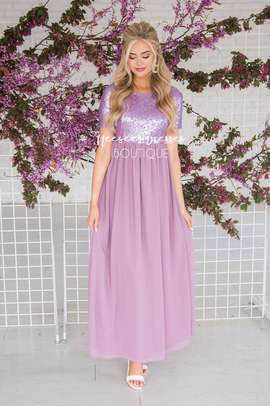 The Elsa in Lilac