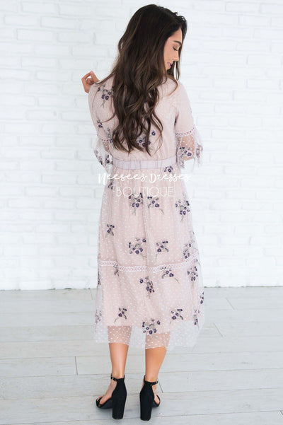 The Luisa Modest Dresses vendor-unknown