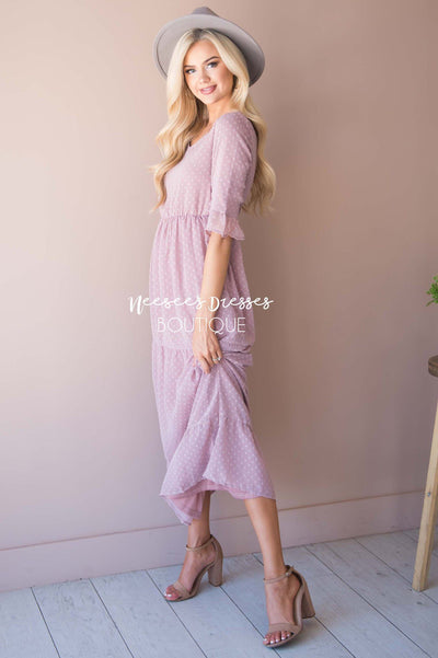 The McKenzie Maxi Dress Modest Dresses vendor-unknown