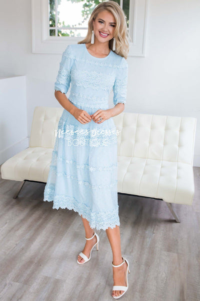 The Marcela - PREORDER Modest Dresses vendor-unknown