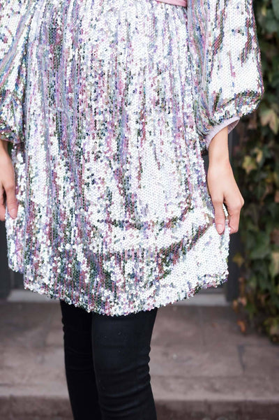Starlit Nights Tunic Modest Dresses vendor-unknown