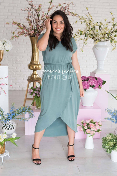 The Maleah Casual Modest Dresses vendor-unknown