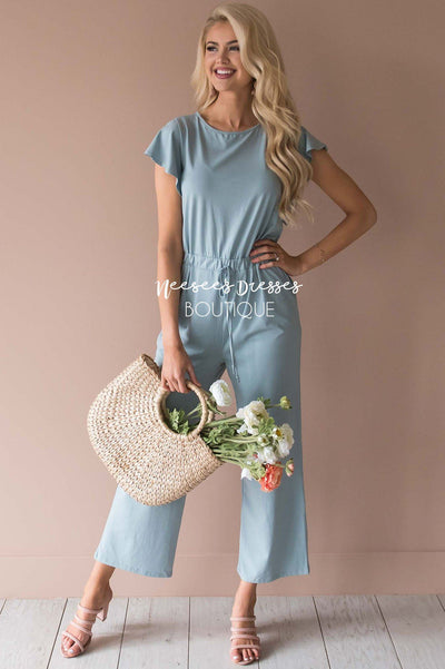The Audra Jumpsuit Modest Dresses vendor-unknown