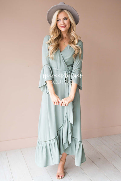 The Alanis Modest Dresses vendor-unknown