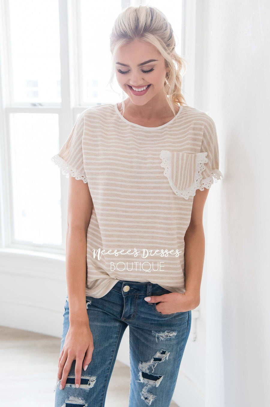 Once Upon A Dream Pocket Top
