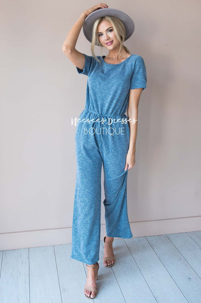 The Thea Jumpsuit Modest Dresses vendor-unknown