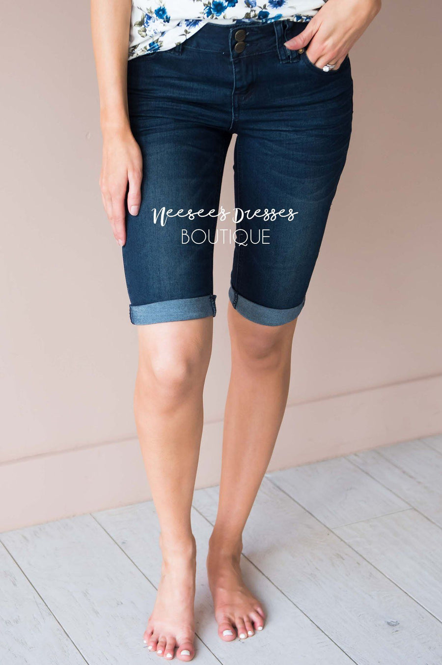 Open Horizon Bermuda Shorts