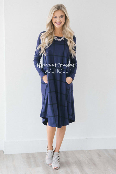 The Ramona Modest Dresses vendor-unknown