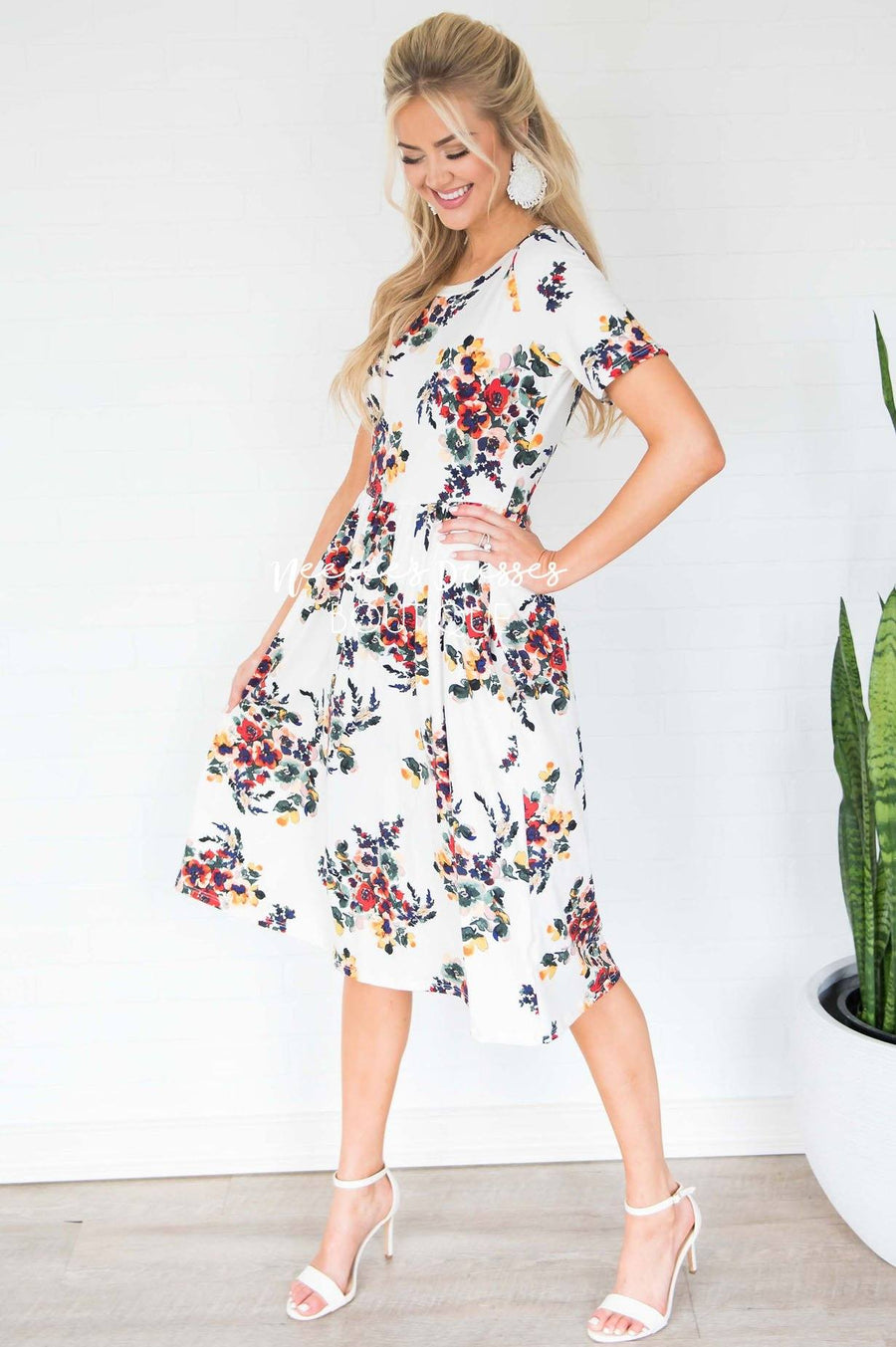 89aa500555b8 Modest Dresses, Vintage Dresses, Church Dresses and Modest Clothing ...