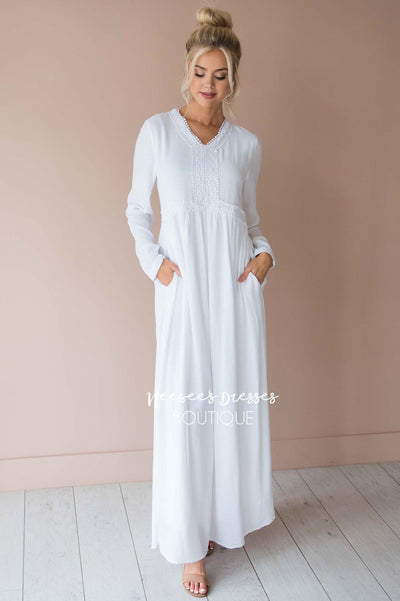 The Livianna Modest Dresses vendor-unknown