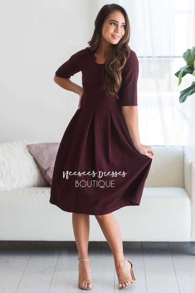 The Kelly Modest Dresses vendor-unknown