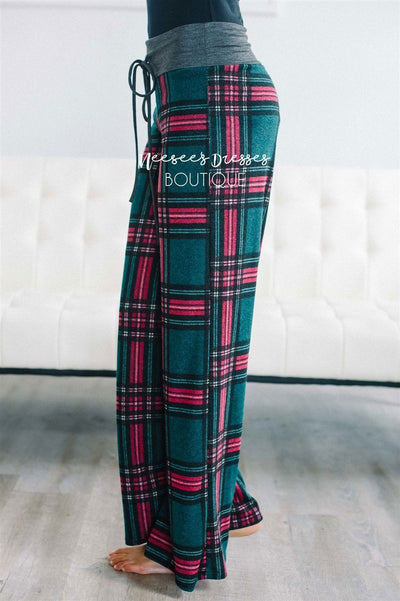 The Cutest Plaid Pajama Pants Accessories & Shoes vendor-unknown