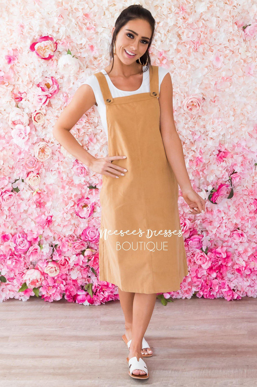 The Ellisi Overall Dress
