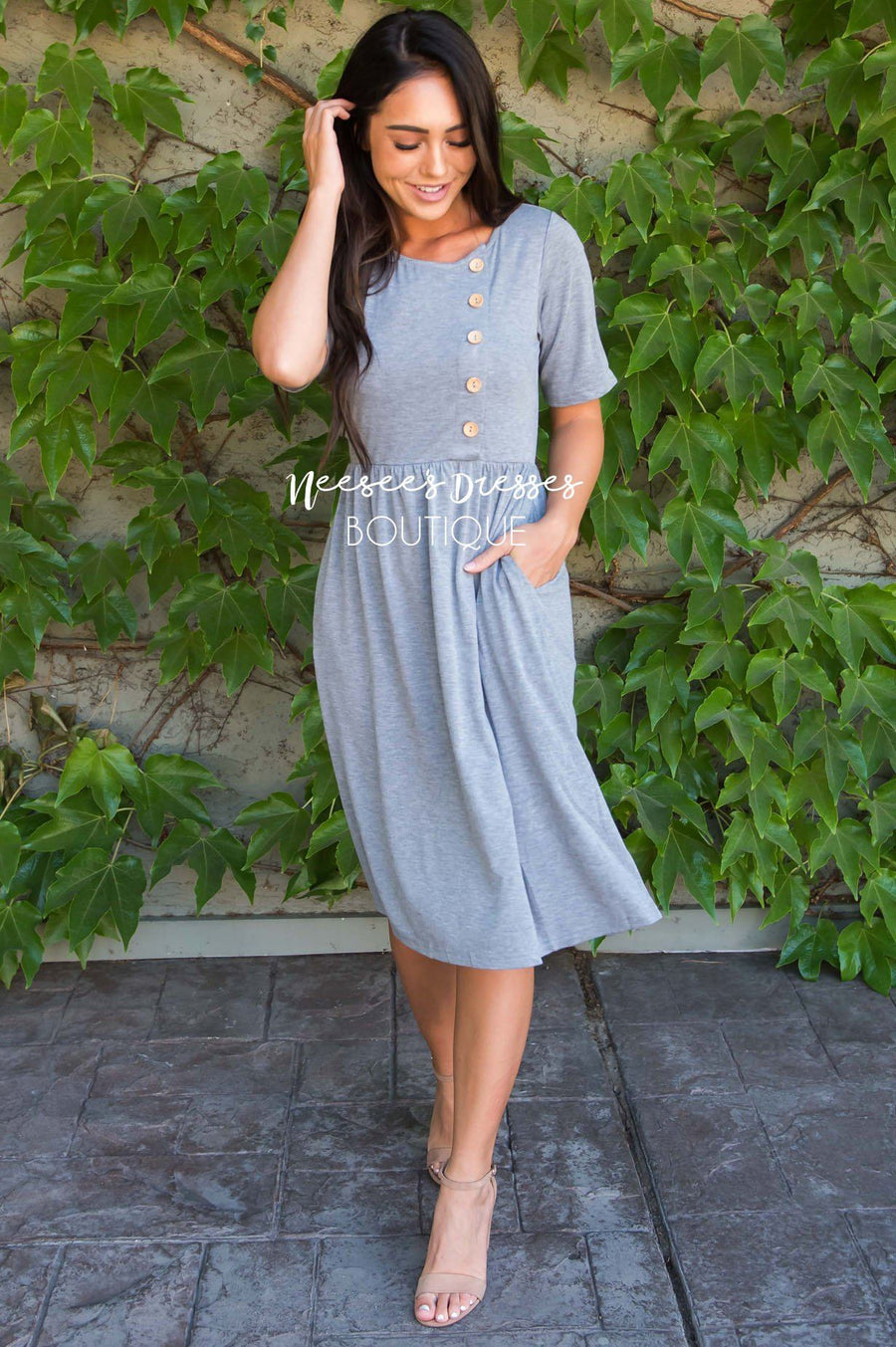 The Arianna Modest Dresses vendor-unknown