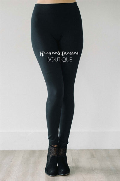 Basic Ankle Leggings Cyber Monday vendor-unknown
